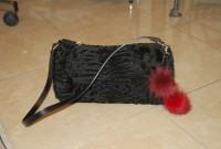 Pelz Handtasche